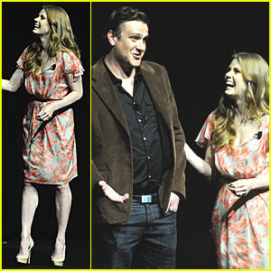 Amy Adams & Jason Segel: 'Muppets' at CinemaCon!