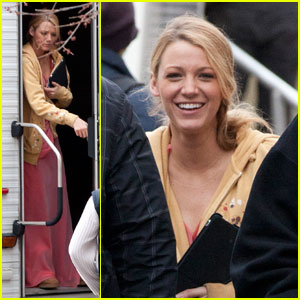 Blake Lively: I Sometimes Dance to 'The Lion King' Soundtrack