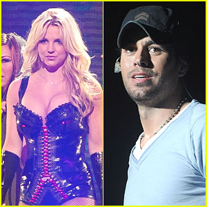 Britney Spears & Enrique Iglesias: Summer Tour!