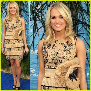 Carrie Underwood: 'Soul Surfer' Premiere!