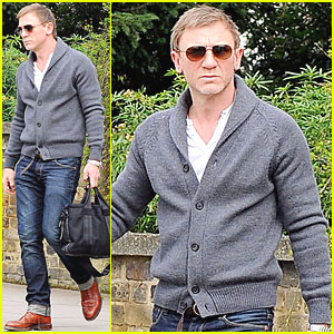 Daniel Craig: St. Patty's Day in NYC!