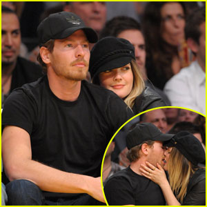 Drew Barrymore & Will Kopelman: Lakers Lovers