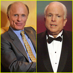 Ed Harris Will Play John McCain In 'Game Change'