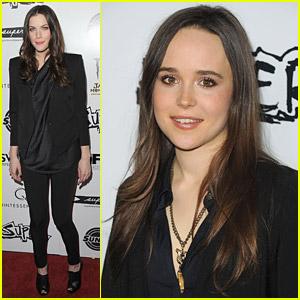 Ellen Page & Liv Tyler Premiere 'Super'