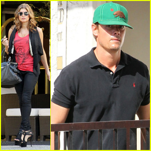 Fergie & Josh Duhamel: Busy Takin' Care of Business!
