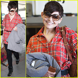 Ginnifer Goodwin: Snow White in New ABC Pilot!