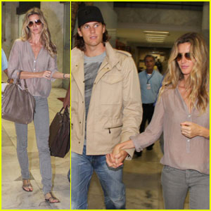 Gisele Bundchen & Tom Brady: Carnival Couple