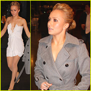 Hayden Panettiere Cheers On Wladimir Klitschko's Brother
