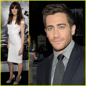 Jake Gyllenhaal & Michelle Monaghan: 'Source Code' Premiere!