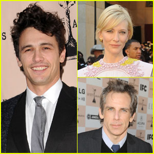 James Franco, Cate Blanchett Exit 'While We're Young' - EXCLUSIVE