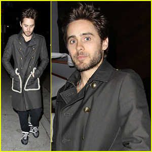 Jared Leto: Narrating 'TT3D - Closer to the Edge'