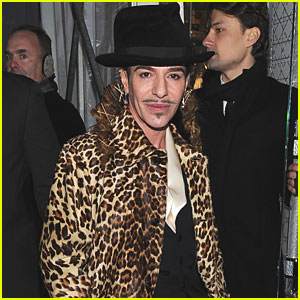 Christian Dior Fires John Galliano For 'Odious Behavior'