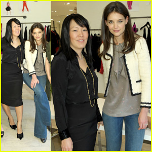 Katie Holmes: Holmes & Yang Hits Beverly Hills!