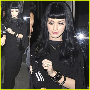 Katy Perry: Saturday Night at Shoreditch House!