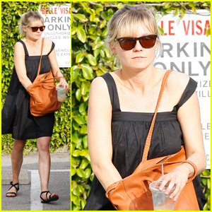 Kirsten Dunst Would Love Fashion Line Collaboration!