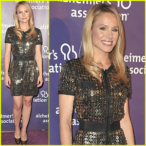 Kristen Bell: A Night at Sardi's!