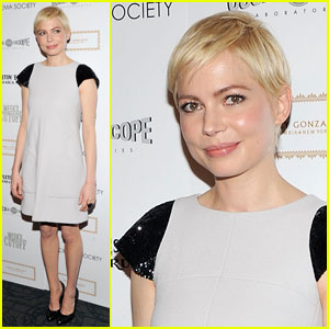 Michelle Williams: 'Meek's Cutoff' Screening!