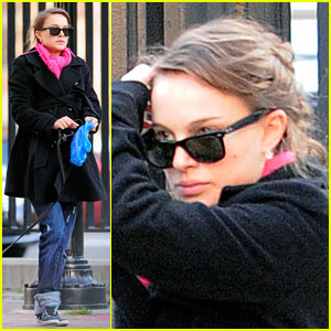 Natalie Portman: Cleaning Up Right