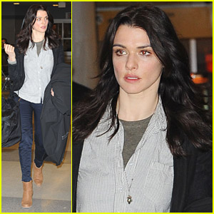 Rachel Weisz: West Coast To East Coast