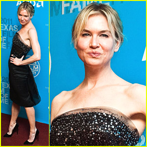 Renee Zellweger: Texas Film Hall of Fame Awards