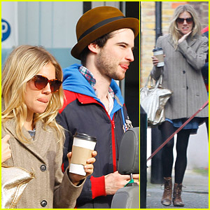 Sienna Miller: Time With Tom Sturridge