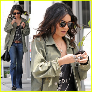 Vanessa Hudgens: 'Learned So Much' Filming 'Sucker Punch'