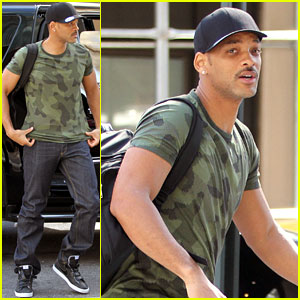 Will Smith: 'Men in Black 3' Rehearsals Begin!