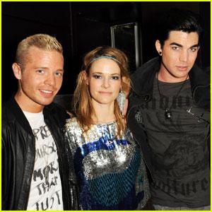 Adam Lambert: Uh Huh Her Show with Sauli Koskinen!