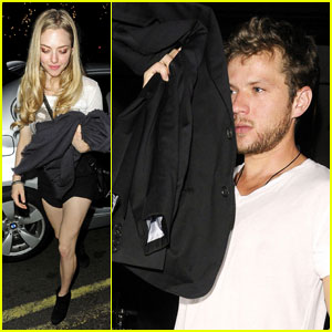 Amanda Seyfried & Ryan Phillippe: Amika Club Couple