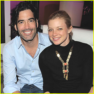 Amy Smart: Engaged to Carter Oosterhouse!