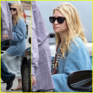 Ashley Olsen: Back in the Big Apple