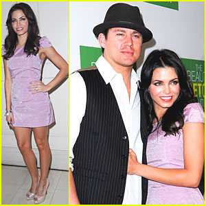 Channing Tatum &#038; Jenna Dewan: 'Beauty Detox Solution' Launch!