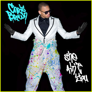 Chris Brown: 'She Ain't You' Single Cover!