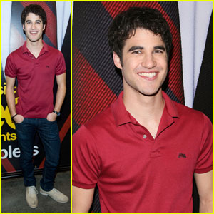 Darren Criss: Warblers CD Signing at Barnes & Noble!