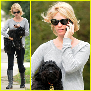 January Jones Likes 'Keeping Things Interesting'