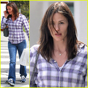 Jennifer Garner: Williams-Sonoma Shopping