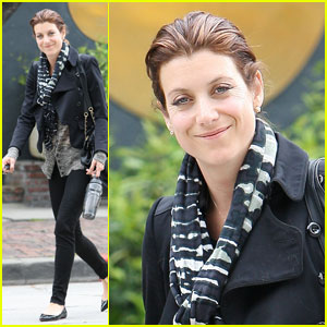 Kate Walsh Checks Out Another Kate