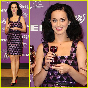 Katy Perry: 'Purr' Launch in Melbourne!