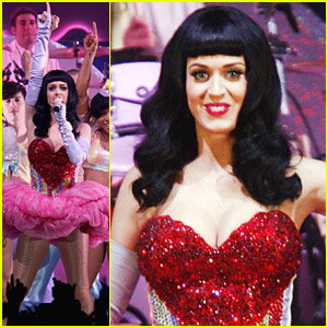 Katy Perry Hearts The UK