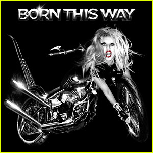 Lady Gaga: 'Born This Way' Album Cover Revealed!