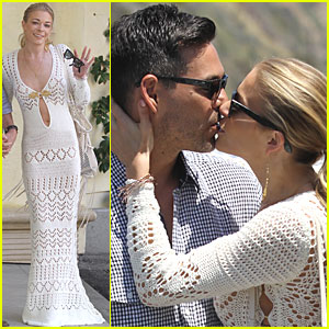 LeAnn Rimes &#038; Eddie Cibrian: Just Married!