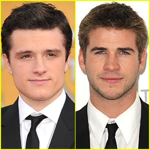 Liam Hemsworth & Josh Hutcherson: 'Hunger Games' Roles Confirmed!