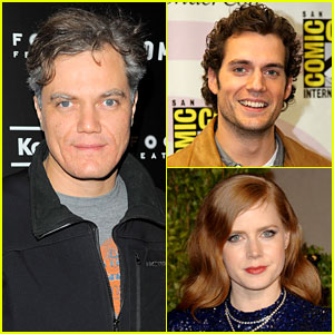 Michael Shannon: 'Superman: Man of Steel' Villain!