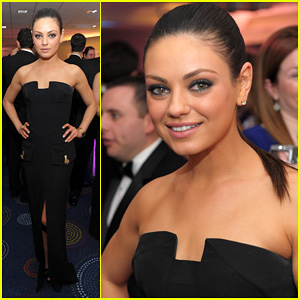 Mila Kunis - White House Correspondents' Dinner