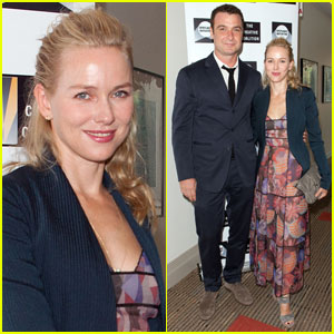 Naomi Watts & Liev Schreiber: Creative Coalition Couple