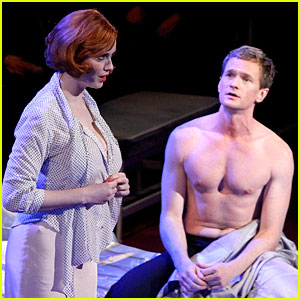 Neil Patrick Harris & Christina Hendricks: 'Company' Closing