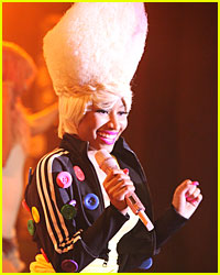 Nicki Minaj: Marge Simpson Inspired My New 'Do!
