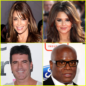 Paula Abdul &#038; Cheryl Cole: 'X Factor' Judges?