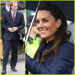 Prince William & Kate Middleton Open Community Academy