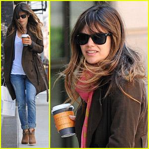 Rachel Bilson: Coffee Cutie